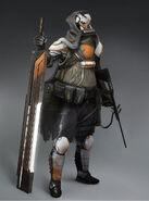 Haalsiani Ranger