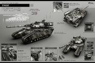 SDF Guardian MBT Mk.2