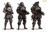 Krogir Federation Soldiers