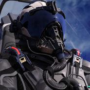 SDF Air Force Pilot Rig Mk.2