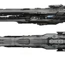 UFS Caliburnus-Class Battleship
