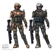 SDF Army Breacher