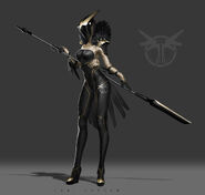 Sawarkian Deathdancer