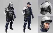 SISP Officer
