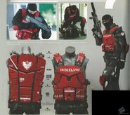 SISP Homeland Division