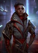 Fists of Sol Inquisitor Othina Full