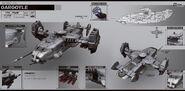 SDF Hawk VTOL