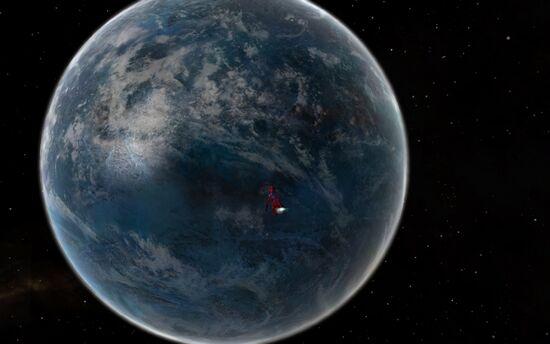 Planet Corrion
