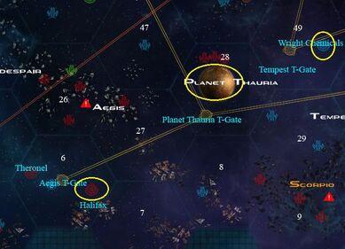 Map PegasusS