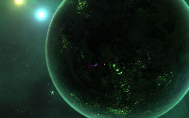 Planet Sora