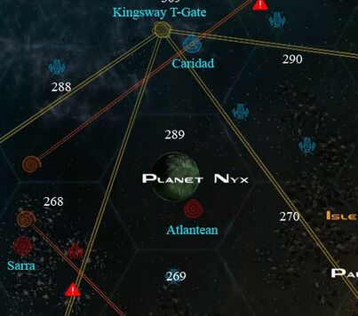 Neptune sell locations Atlantean and Planet Nyx
