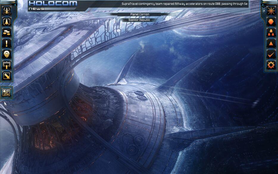 Planet Corrion Landed