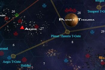 Cyclops S sell locations Hallifax and Planet Thauria