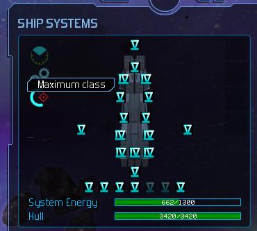 Praetorian Max weapons class