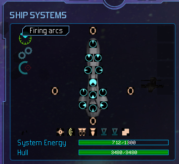 Helios firing arcs