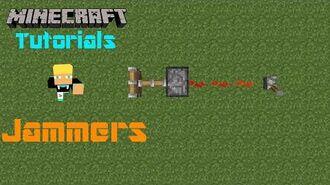 Minecraft Tutorials w Ben Jammers (SQ)