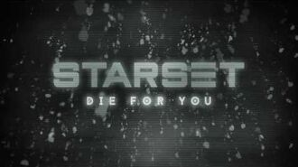 Starset - Die For You (Official Audio)