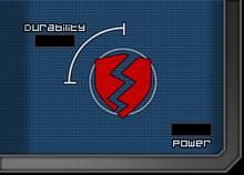 Shield broken&overloaded