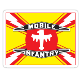 Mobile Infantry Flag