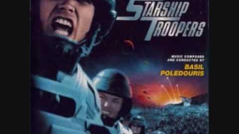 Klendathu Drop - Starship Troopers Soundtrack