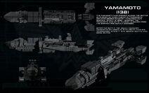 Yamamoto 138 ortho by unusualsuspex-d7ffxu3
