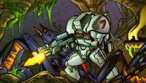 Robot y neoperro