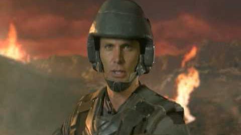 Starship Troopers Childhelp PSA - Casper Van Dien