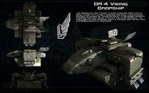 Dr 4 viking dropship ortho by unusualsuspex-d744xim