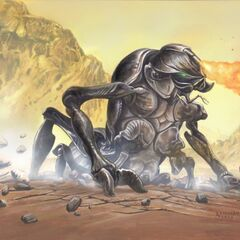 Tanque de Starship Troopers: The Miniatures Game