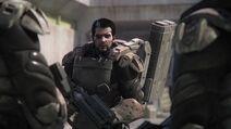 General Rico con lanzamisiles - TOM