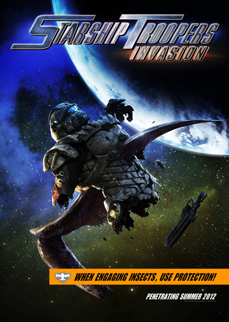 Starship Troopers Invasion 2012