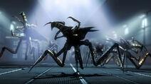 Arachnids by onefirewarrior