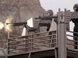 Mounted Heavy Machinegun
