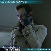 Carl Jenkins - TOM (presentación)
