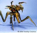 Warrior Bug