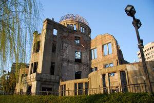 Gambaku Dome of Hiroshima