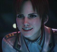 Sonrisa de psicópata de Amy Snapp