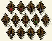 Mobile Infantry Insignia