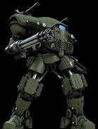 Hr Starship Troopers 3- Marauder 2