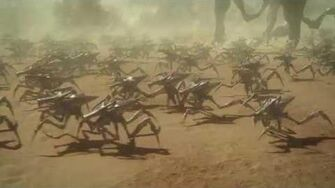 Starship Troopers Traitor of Mars Trailer