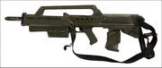 Morita carbine left side