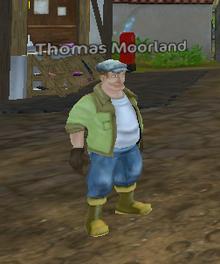Thomas Moorland