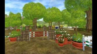 Star Stable - Sneak Peek of our new Jumping Track!