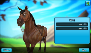 Skapa häst