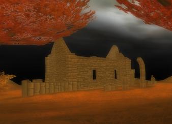 Kapel ruin