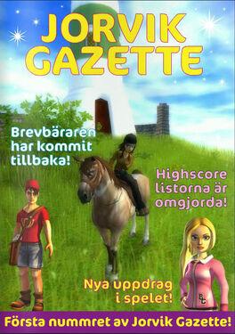 Jorvik Gazette - Nummer 1