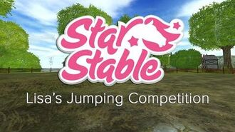 Star Stable Online - Lisa's Jumping Competition