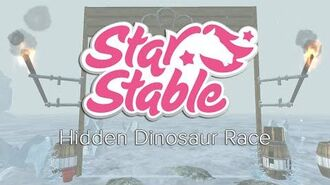Star Stable Online - Hidden Dinosaur Race