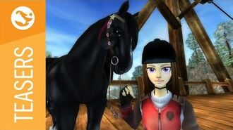Star Stable Teasers - Lead Horse Function
