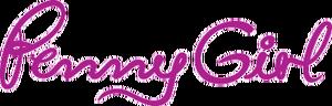 Pennygirl-logga-lila